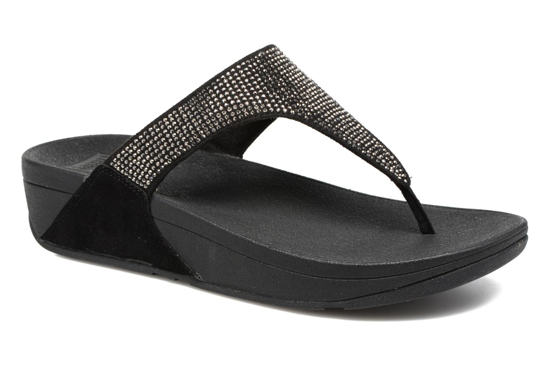 Grandes descuentos últimos zapatos FitFlop Slinky Rokkit (Negro) - Chanclas Descuento