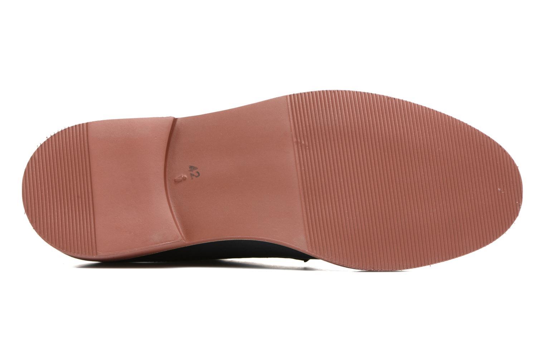 Chaussures à lacets Mr SARENZA Steyr Bleu vue haut