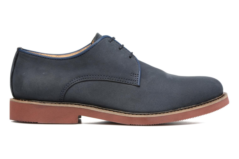 Chaussures à lacets Mr SARENZA Steyr Bleu vue détail/paire