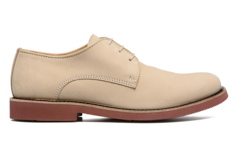 Chaussures à lacets Mr SARENZA Steyr Beige vue détail/paire
