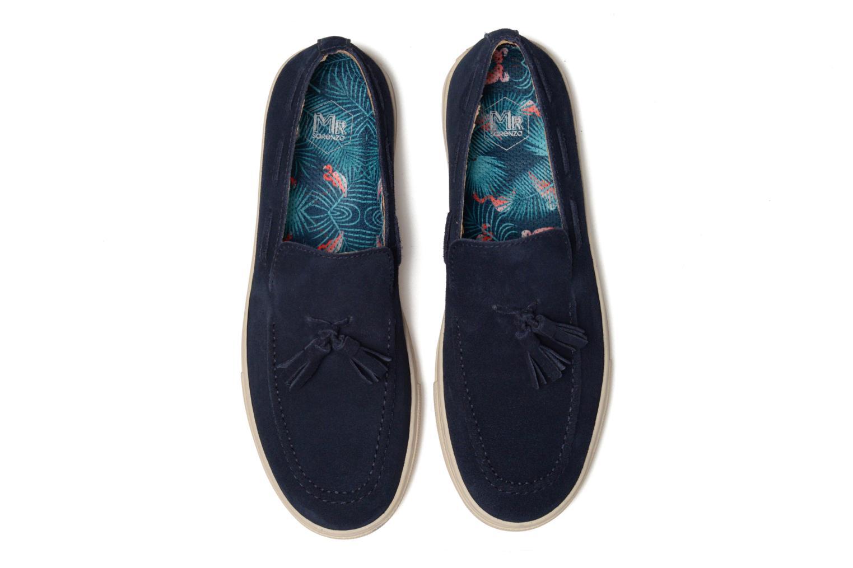 Loafers Mr SARENZA Sokhor Blå bild av skorna på
