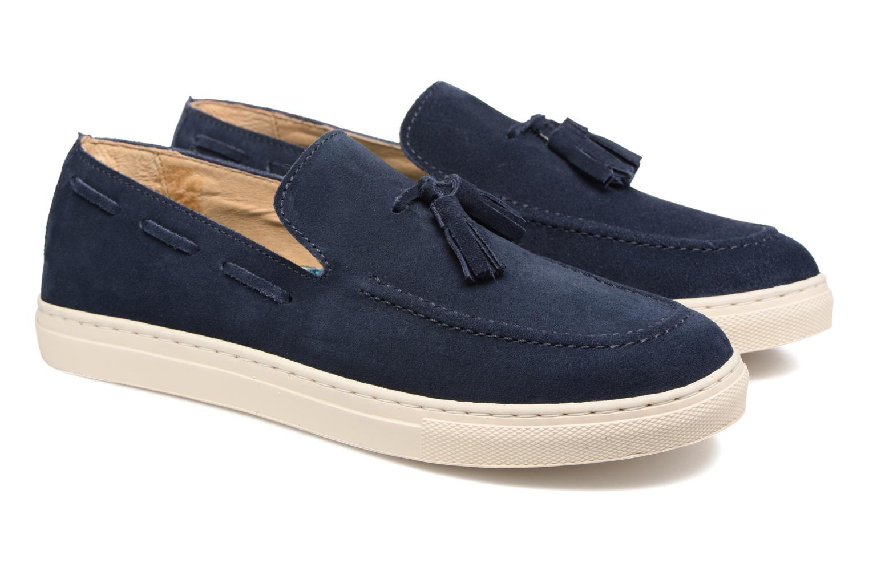Loafers Mr SARENZA Sokhor Blå bild från baksidan