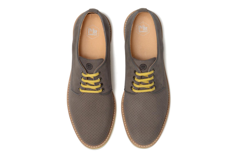 Chaussures à lacets Mr SARENZA Sandoring Gris vue portées chaussures
