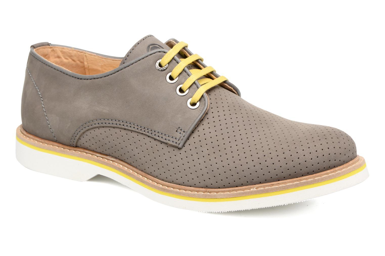 Chaussures à lacets Mr SARENZA Sandoring Gris vue droite