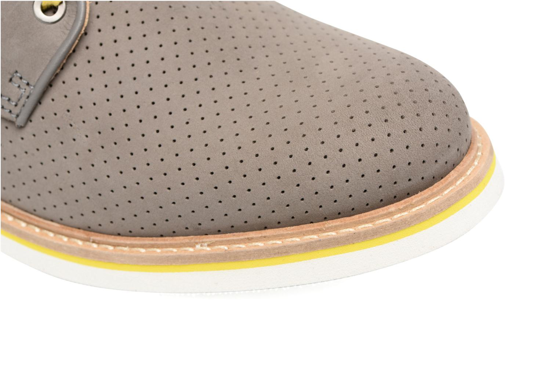 Chaussures à lacets Mr SARENZA Sandoring Gris vue gauche