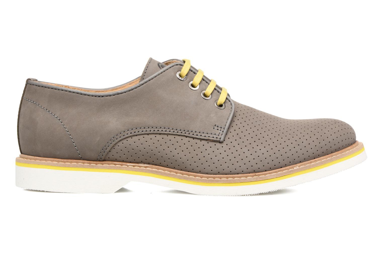Chaussures à lacets Mr SARENZA Sandoring Gris vue détail/paire