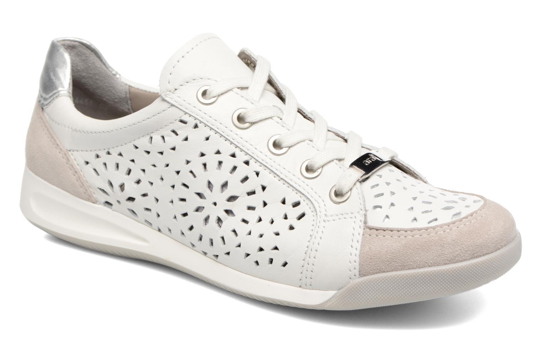 Grandes descuentos últimos zapatos Ara Rom 34456 (Blanco) - Deportivas Descuento