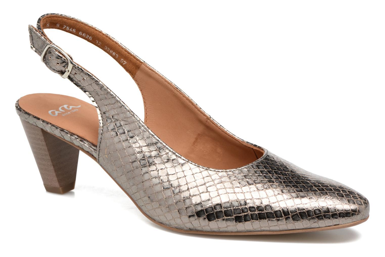 Zapatos de mujer baratos zapatos de mujer Ara Padua 32863 (Plateado) - Zapatos de tacón en Más cómodo