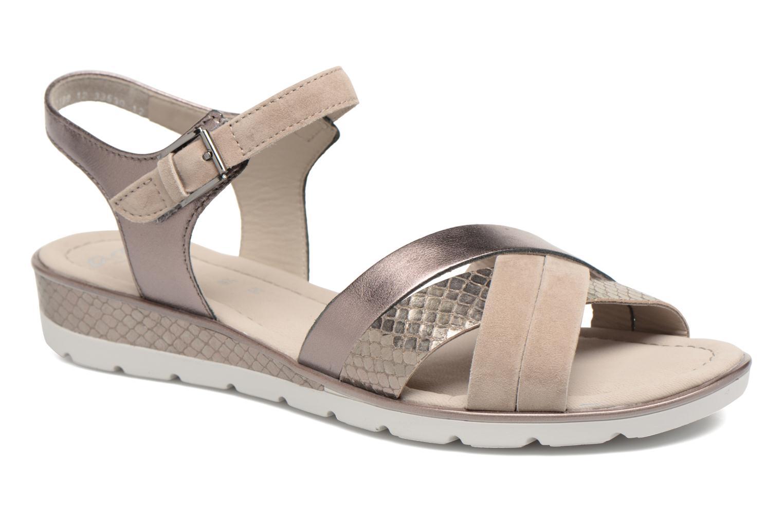 Zapatos casuales salvajes Ara Alassio 33530 (Gris) - Sandalias en Más cómodo