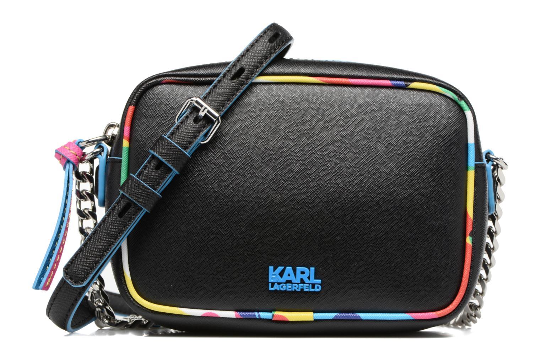 Sacs à main Karl Lagerfeld SW KARL CROSSBODY Noir vue détail/paire