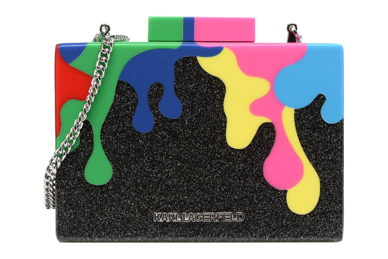 Sacs pochettes Karl Lagerfeld COLOR MINAUDIERE Multicolore vue détail/paire