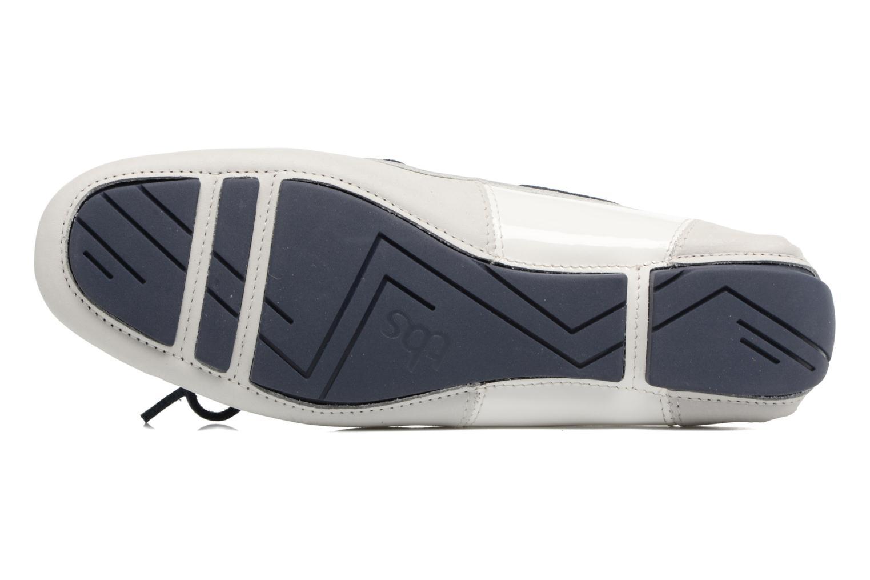 Chaussures à lacets TBS Bettsy Blanc vue haut