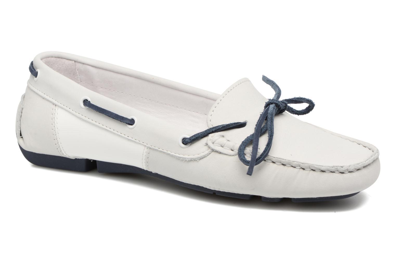 Zapatos de mujer baratos zapatos de mujer TBS Bettsy (Blanco) - Zapatos con cordones en Más cómodo
