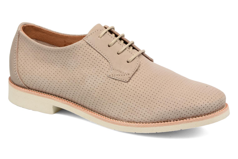 Grandes descuentos últimos zapatos TBS Farrah 2 (Beige) - Zapatos con cordones Descuento