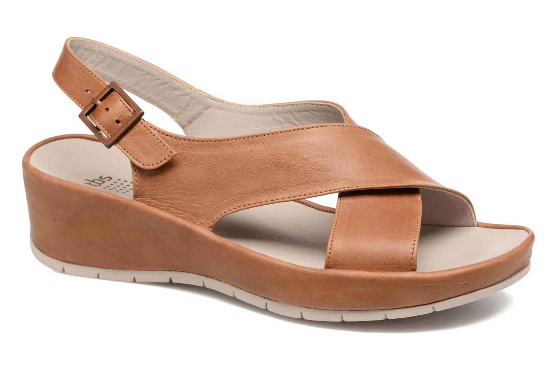 Zapatos promocionales TBS Louanne (Marrón) - Sandalias   Casual salvaje