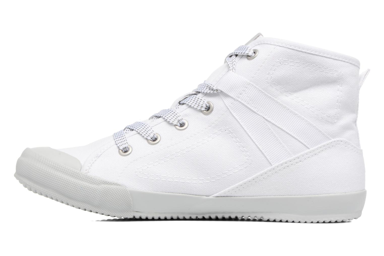 Sneakers TBS Oliviah Wit voorkant