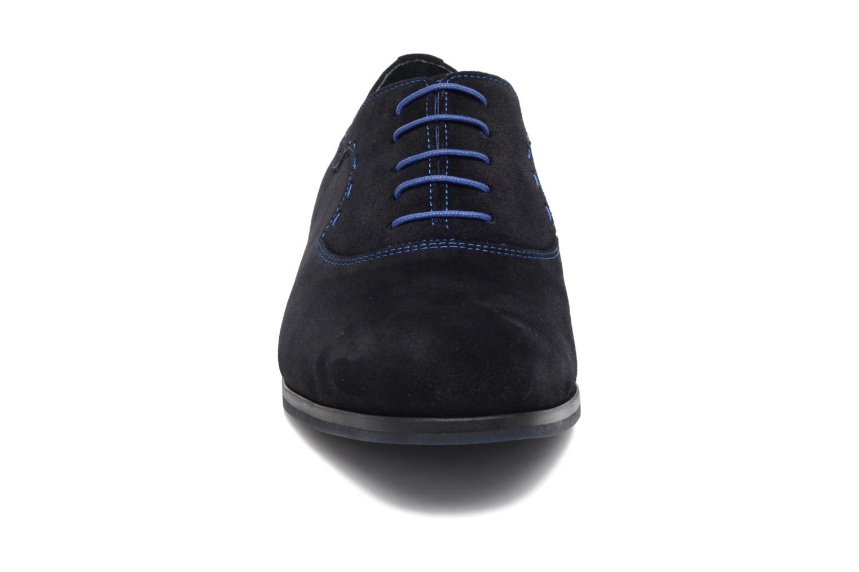 Chaussures à lacets Brett & Sons Cheston Bleu vue portées chaussures