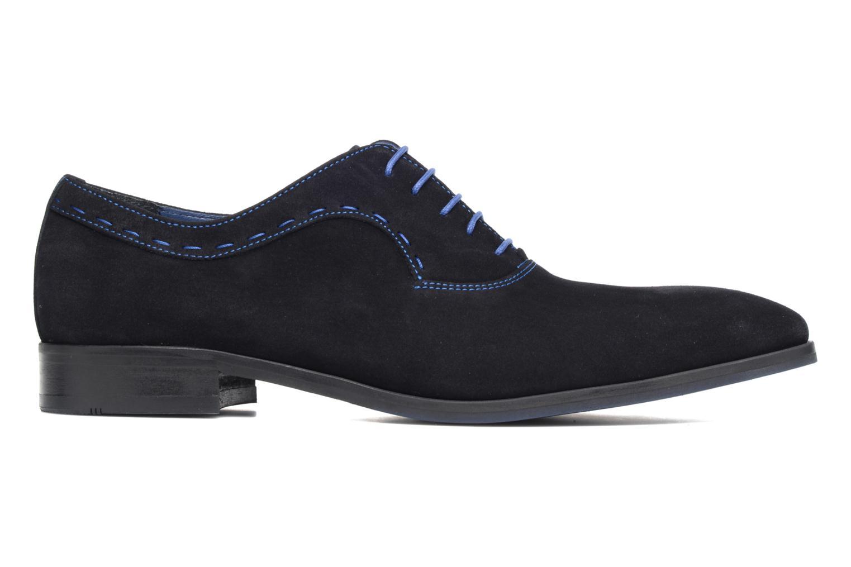 Chaussures à lacets Brett & Sons Cheston Bleu vue derrière