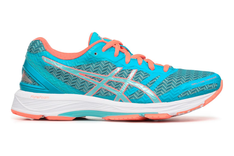 Chaussures de sport Asics Gel-DS Trainer 22 W Bleu vue derrière