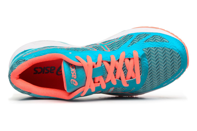 Chaussures de sport Asics Gel-DS Trainer 22 W Bleu vue gauche