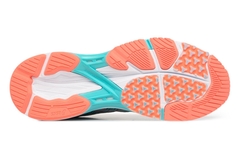Chaussures de sport Asics Gel-DS Trainer 22 W Bleu vue haut