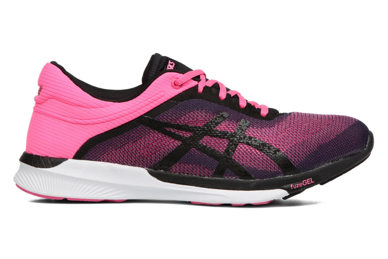 Chaussures de sport Asics Fuzex Rush W Rose vue derrière