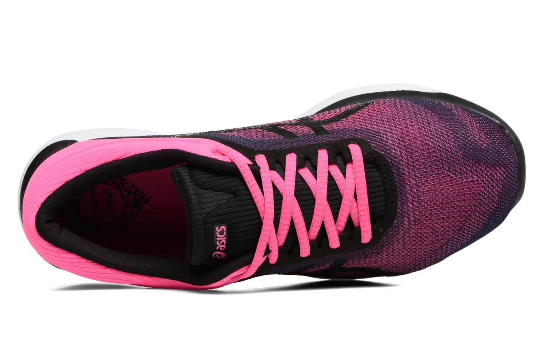 Chaussures de sport Asics Fuzex Rush W Rose vue gauche