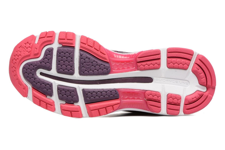 Chaussures de sport Asics Gel-Nimbus 19 W Violet vue haut