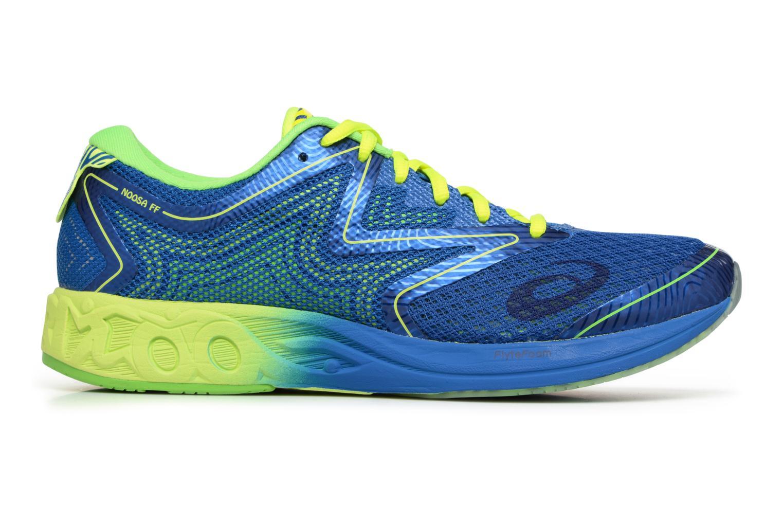 Sport shoes Asics Noosa FF Blue back view