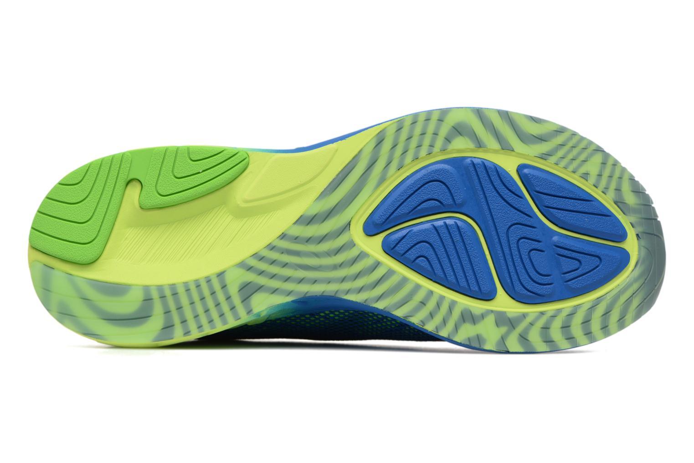 Chaussures de sport Asics Noosa FF Bleu vue haut