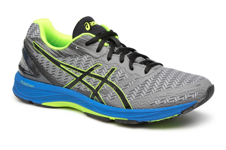Chaussures de sport Asics Gel-DS Trainer 22 Gris vue détail/paire