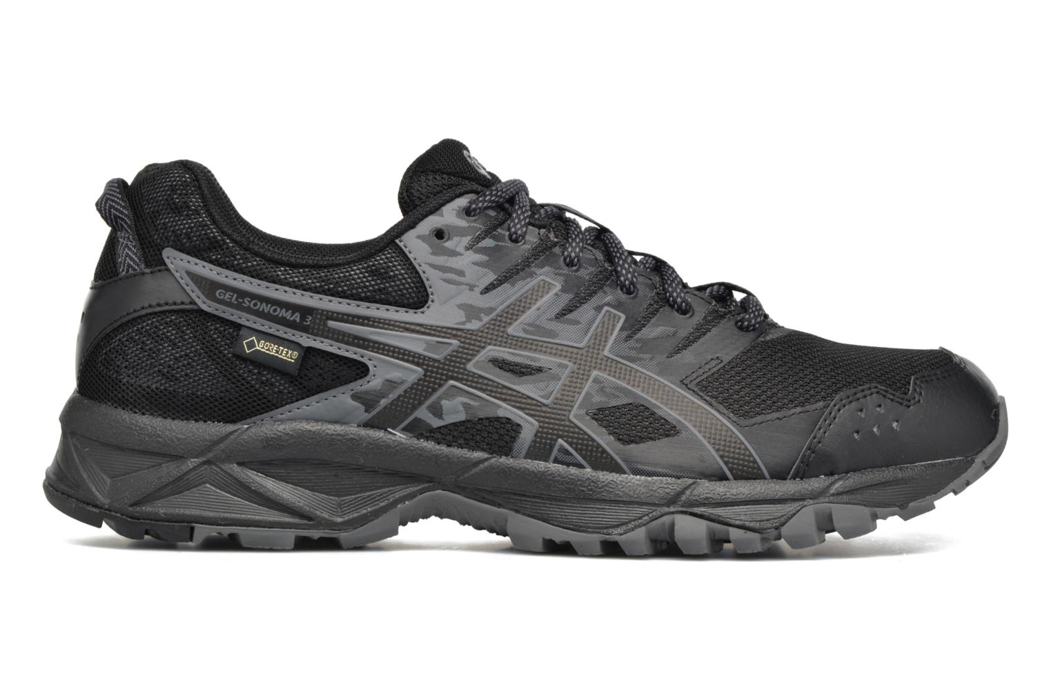 Sport shoes Asics Gel-Sonoma 3 G-Tx Black back view