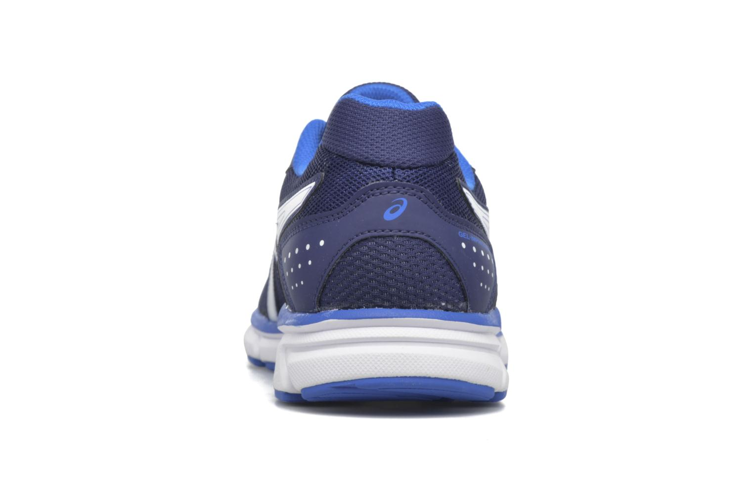 Sport shoes Asics Gel-Impression 9 Blue view from the right
