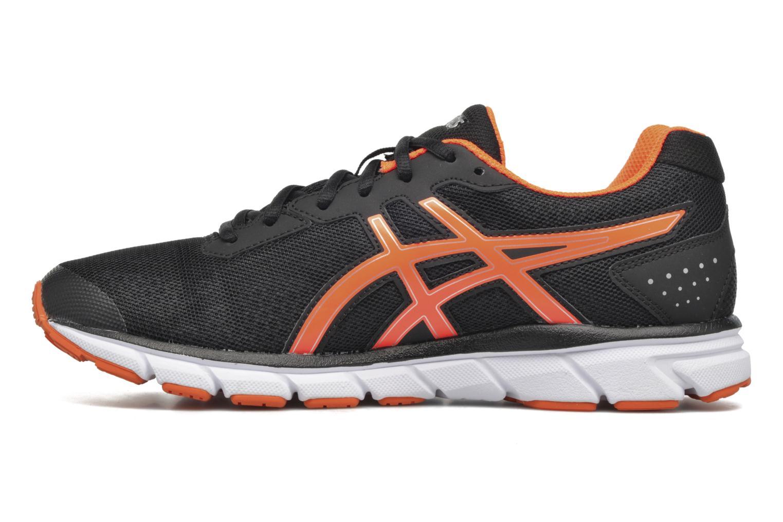 Sport shoes Asics Gel-Impression 9 Black front view