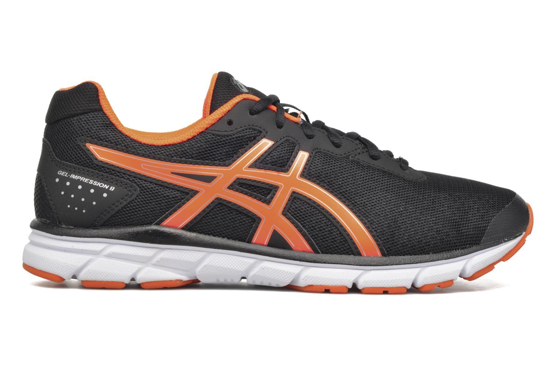 Sport shoes Asics Gel-Impression 9 Black back view