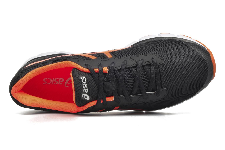 Sportschuhe Asics Gel-Impression 9 schwarz ansicht von links