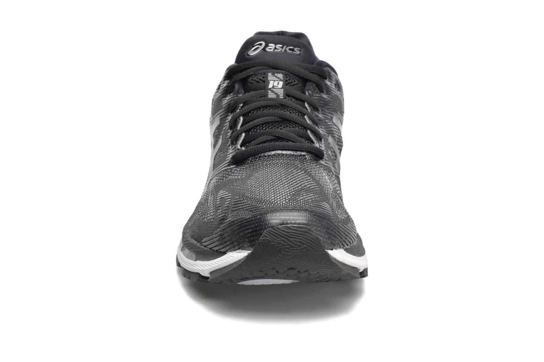 Sport shoes Asics Gel-Nimbus 19 Black model view