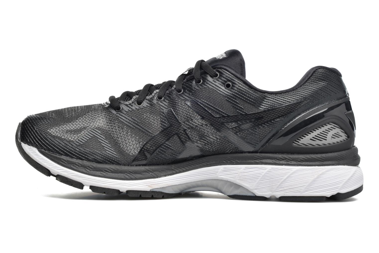 Sport shoes Asics Gel-Nimbus 19 Black front view