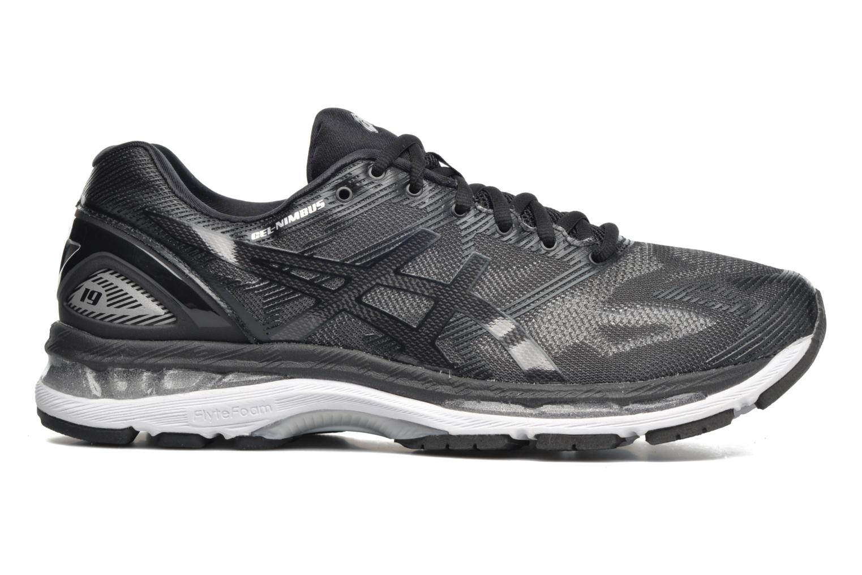 Sport shoes Asics Gel-Nimbus 19 Black back view