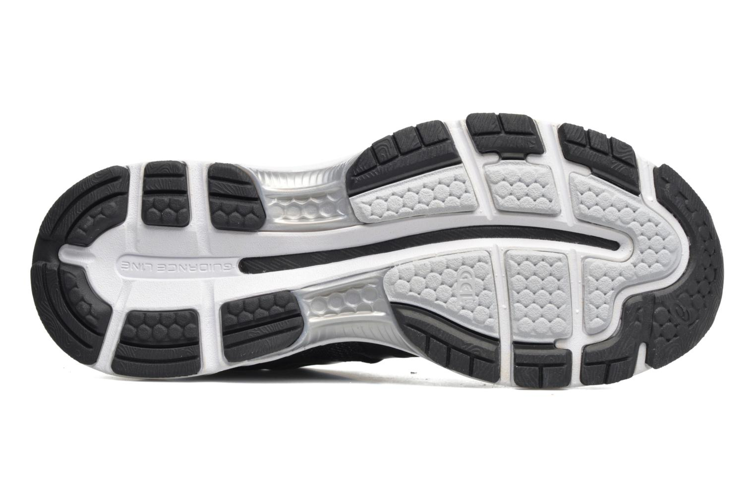 Sport shoes Asics Gel-Nimbus 19 Black view from above