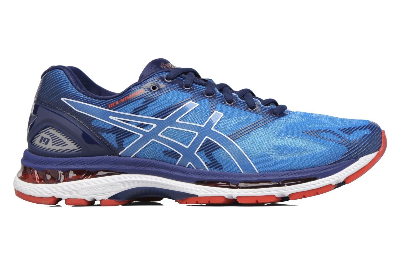 Chaussures de sport Asics Gel-Nimbus 19 Bleu vue derrière