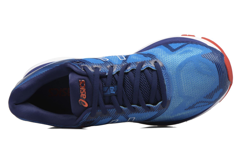 Chaussures de sport Asics Gel-Nimbus 19 Bleu vue gauche