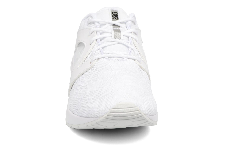 Baskets Asics Gel-Lyte Komachi W Blanc vue portées chaussures