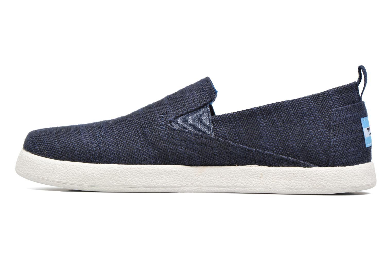 Sneakers TOMS Avalon Blauw voorkant