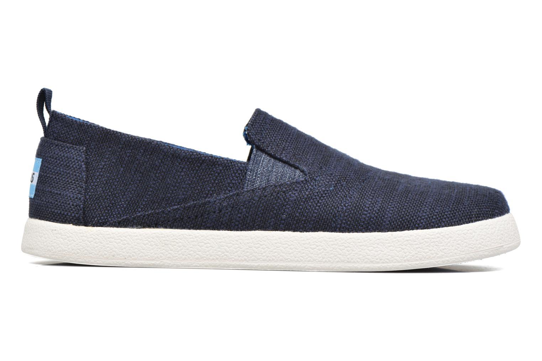 Sneakers TOMS Avalon Blauw achterkant