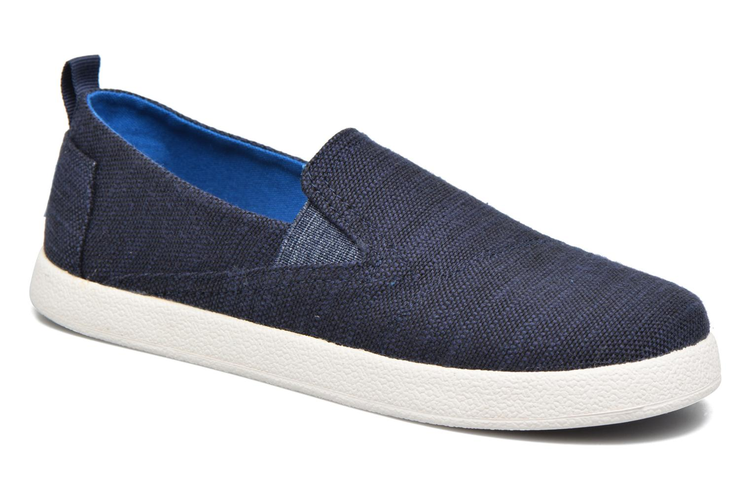Sneakers TOMS Avalon Blauw detail
