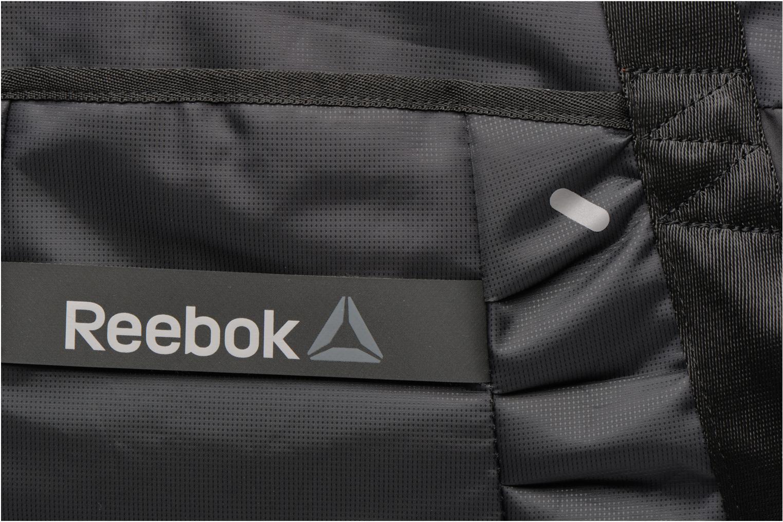 Sacs de sport Reebok OS W 30L GRIP Noir vue gauche