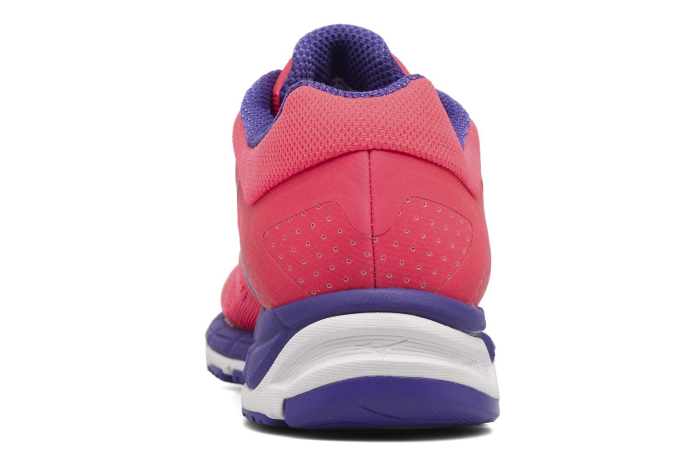 Chaussures de sport Mizuno Mizuno Synchro MX 2 W Rose vue droite