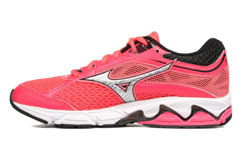 Chaussures de sport Mizuno Wave Equate W Rose vue face