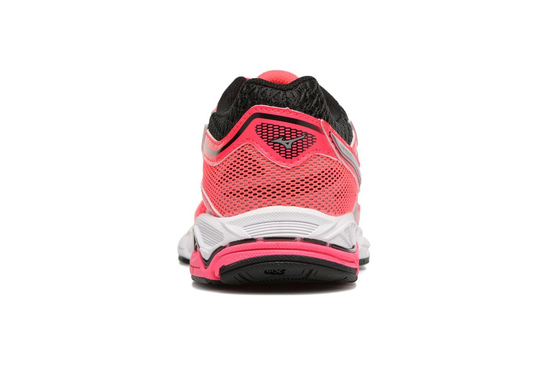 Chaussures de sport Mizuno Wave Equate W Rose vue droite